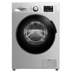 美的(Midea) 8公斤洗烘一体变频滚筒洗衣机全自动 MD80VT715DS5【只支持白河本地销售】