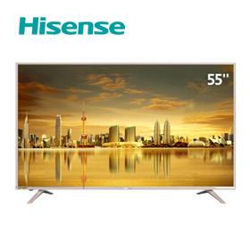 海信(Hisense) LED55N3700U 55英寸 4K人工智能液晶电视【只支持白河本地销售】
