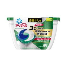 日本进口ARIEL碧浪洗衣球 除臭杀菌洗衣凝珠36颗两盒装