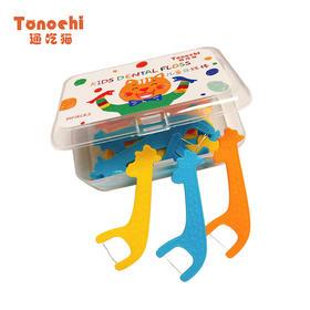 C-Tonochi 儿童牙线棒
