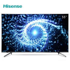 海信(hisense) HZ55A65 55英寸 4K超高清 平板电视 VIDAA智能网络电视【只支持白河本地销售】