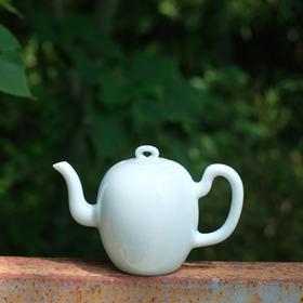 长物居 中秋套装礼品 陶瓷茶具套装