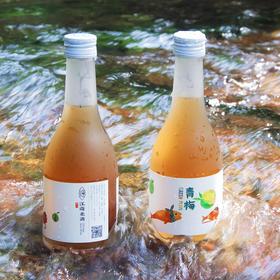 青梅米酒,日式梅酒,人间喜乐,酸甜怡人。对饮青梅,一日三餐迷人的样子