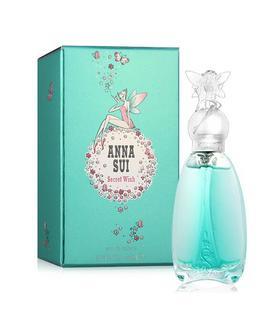 【美国直采】ANNA SUI 安娜苏Secret Wish许愿精灵女士香水(30ml)