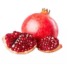 【顺丰速运】四川会理 突尼斯软籽石榴 红软石榴不吐籽 老少皆宜 超甜新鲜水果 包邮