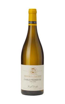 约瑟夫杜鲁安夏布利万龙干白葡萄酒2015/Domaine JosephDrouhin Chablis Vaillons 1er Blanc 2015
