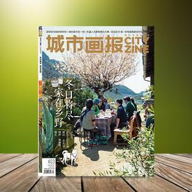 城市画报(2019年全年)