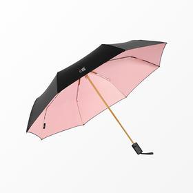 Missrain丨糖果色黑胶防晒晴雨伞