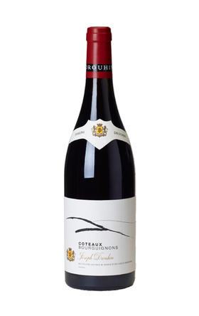 约瑟夫杜鲁安勃艮第山丘干红葡萄酒2015/Domaine Joseph Drouhin Coteaux Bourguignons 2015