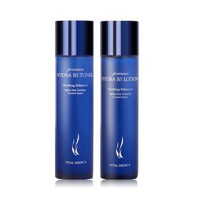 【韩国直采】2瓶 韩国AHC B5玻尿酸水乳套装提亮紧致舒缓肌肤保湿补水