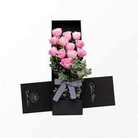 GELEISTORY丨鲜花系列 岁月情人节礼物玫瑰鲜花礼盒装
