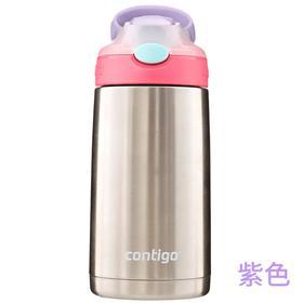 Contigo康迪克 小发明家 儿童保温吸管杯400ml