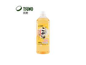 日本筑野 米糠油 1000g