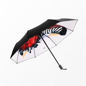 Missrain丨斑马三折晴雨伞