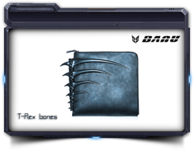 BANU潮包——T-Rex bones  BNF-021