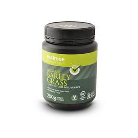 【精选】澳洲Melrose有机全能粉麦草粉 | 澳洲有机认证   |200g/瓶【滋补保健】