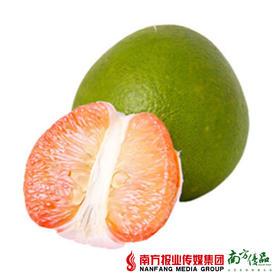 【酸甜可口】泰国大金象红色柚 1个 2.5斤左右