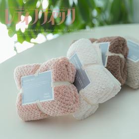 【国家A类毛巾】微米纺滑纱毛巾 一条擦干全身