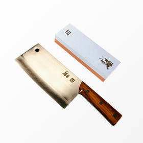 拿铁丨至亲中华家刀2件套(菜刀)