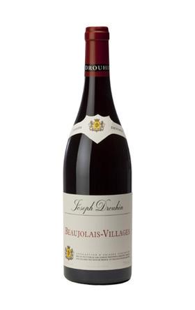 约瑟夫杜鲁安博若莱干红葡萄酒2015/Domaine JosephDrouhinBeaujolais Villages 2015