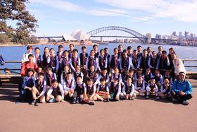 2019澳大利亚寒假游学团(悉尼+阿德莱德)