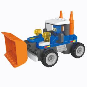葡萄科技布鲁可系列 百变推土车 61023