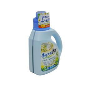 日本狮王洗衣液强效清洁洋甘菊 蓝900g