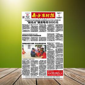 南方农村报(2019年半年/全年)