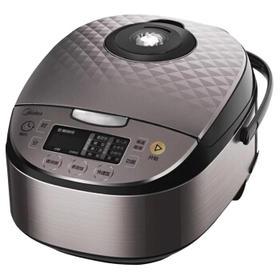美的(Midea)RS5057电饭煲 5升 智能家用24小时预约 灰色【只支持白河本地销售】