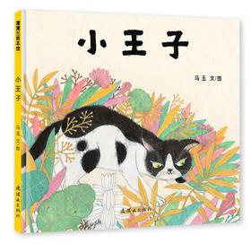 小王子——精装 3-4-5-6-7-8岁 认识和了解猫的生活习性 尝试新事物