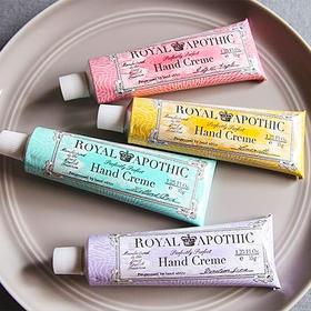 「贝嫂为之着迷」美国 Royal Apothic 经典护手霜!英王室御用配方,让双手回归婴儿肌般娇嫩!