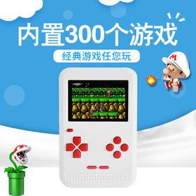 霸王小子Q1迷你掌上游戏机 童年怀旧游戏