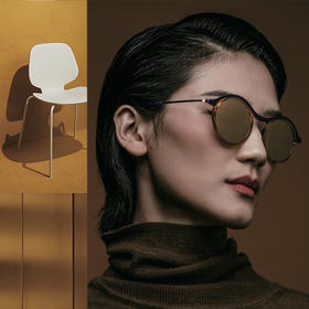 ALU 眼镜 DALI 系列 两款可选
