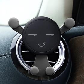 车载手机支架汽车内多功能通用型车上导航创意出风口卡扣式支撑座