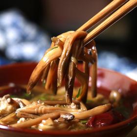 【湖南 • 高山黄花菜】 纯手工 柴火蒸制  日晒干 煲汤炒菜凉拌皆宜的食材 健康营养