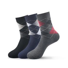扎秋裤羊毛袜(3双)