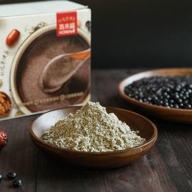 帮卖精选 | 奇亚籽藜麦核桃粉 祛湿乌发黑营养 八大食材 温和滋补口感细腻 360g/盒