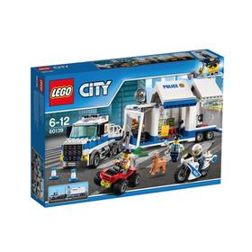 LEGO City 城市系列玩具 移动指挥中心 60139 积木玩具