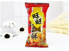 60g*10袋 小小酥 原味 黑胡椒味 葱香鸡肉味
