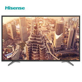 海信(Hisense) LED49N2600 49英寸 VIDAA3智能电视【只限于白河本地销售】