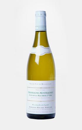 帝龙庄园夏莎妮蒙哈榭玛托干白葡萄酒2016/Domaine Michel Niellon Chassagne Montrachet Maltroie 1er Blanc 2016