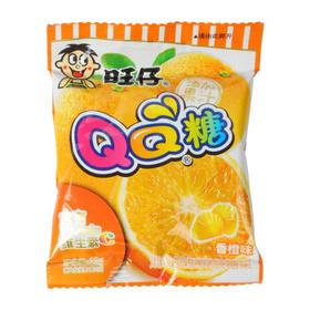 23g*20袋  旺仔QQ糖23g香橙味