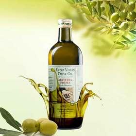 意大利原产 马泰利100%特级、欧特级初榨橄榄油 食用油凉拌烹饪油 1L