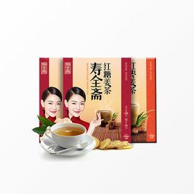 寿全斋丨红糖红枣姜茶组合