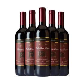 西班牙原瓶进口卡贝列红葡萄酒750ml*6