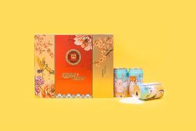 金装六仁月+龙米彩色生活8罐装    原价287元,中秋价190.25元
