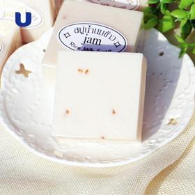 半岛优品 | 一洗白大米皂 亮白肌肤 热卖