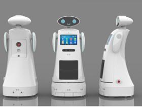 汉伟智能医养康智能机器人