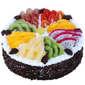 黑山上水果林(我家蛋糕)