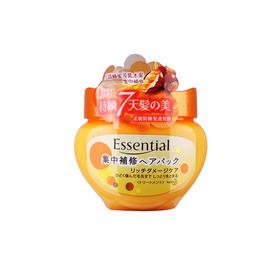 【保税区发货】日本花王essential 柔韧防断发护发膜200g/罐